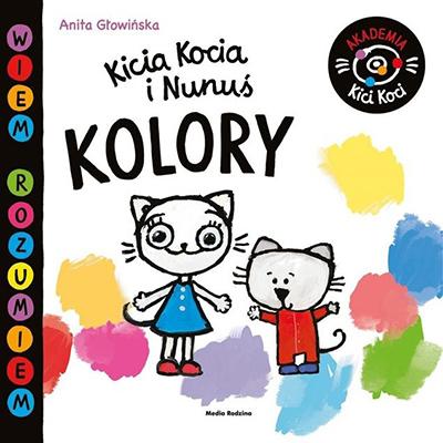 Akademia Kicia Kocia - KOLORY