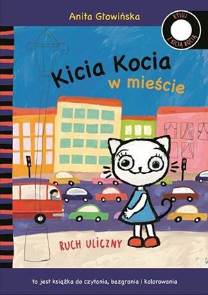 Kicia Kocia w mieście. Ruch uliczny