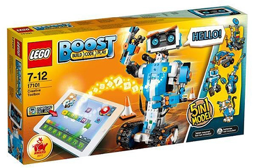 Robot Lego Boost