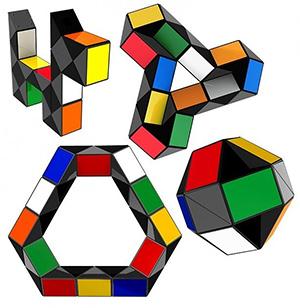 Twist kolor kostka Rubika