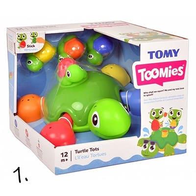 aqua żółwie zabawka do kąpieli dla dwulatka