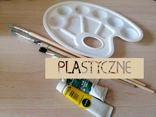 artykuły plastyczne wyprawka szkolna