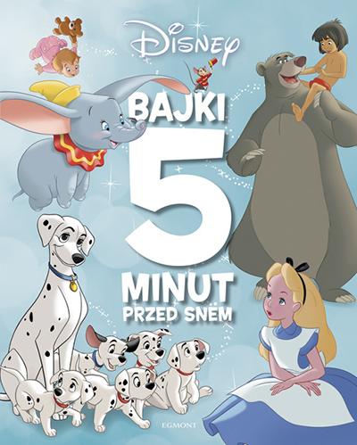 Bajki 5 minut przed snem Klasyka Disneya