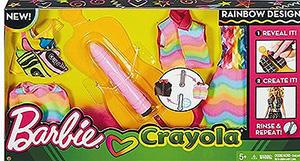 Zestaw prezentowy pod choinkę - Barbie Zrób to sama