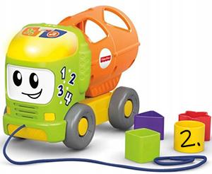 Ciężarówka - zabawka na roczek