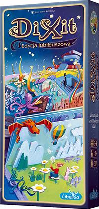 Gra Dixit 9: Edycja jubileuszowa