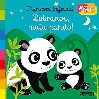 Dobranoc, mała pando! - książka do snu dla dzieci