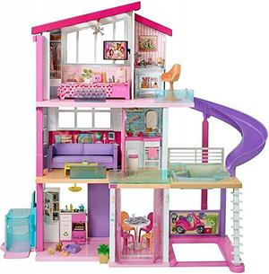 Wymarzony domek na prezent z windą Barbie