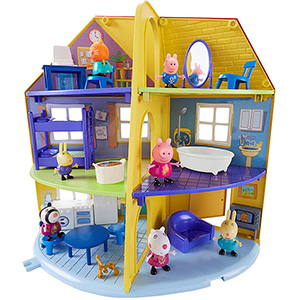 Domek rodzinny Świnki Peppy