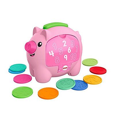 edukacyjna świnka skarbonka