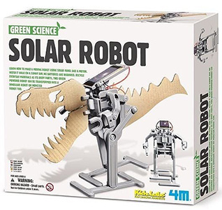 Ekologiczny robot solarny