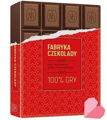 Fabryka czekolady - gra na walentynki