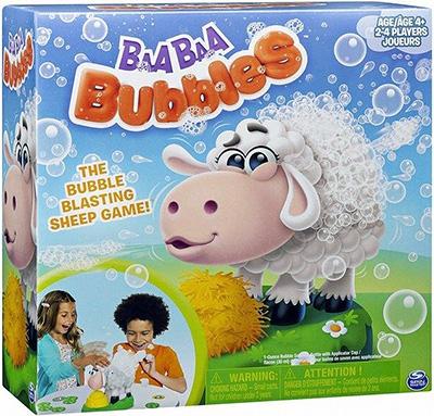 Gra Baa baa bubbles - prezent dla dziecka na święta