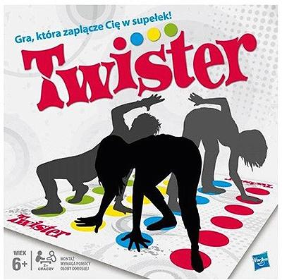 ponadczasowa gra dla sześciolatka - twister