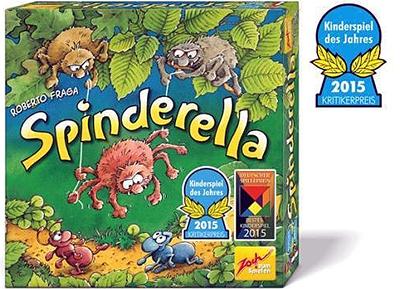 super gra dla 6 latka - spinderella