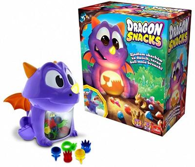 Gra Dragon snacks - prezent pod choinkę