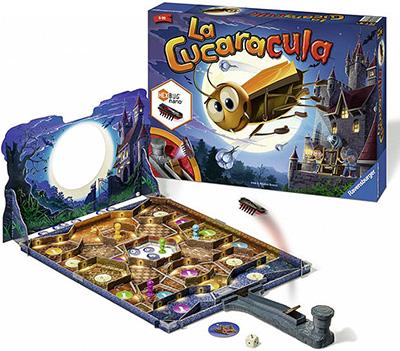 Gra La Cucaracula - prezent dla dziecka pod choinkę