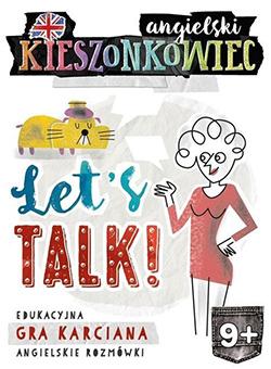 kieszonkowiec angielski Let's Talk