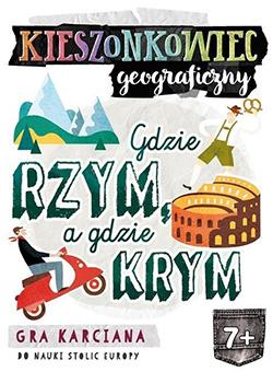 kieszonkowiec geograficzny Gdzie Rzym a gdzie Krym