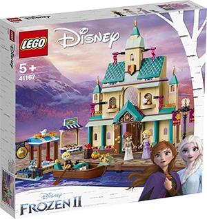 Klocki lego Frozen 2 pod choinkę
