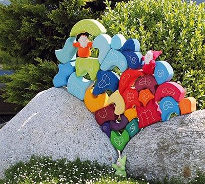 klocki Montessori