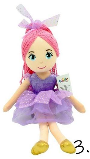 Lalka - pomysł na prezent na roczek