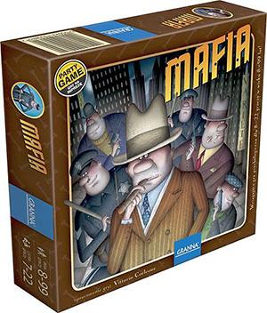 Gra Mafia od Granny