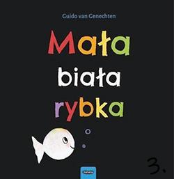 Mała biała rybka - książeczka na roczek