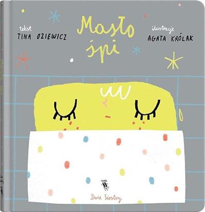 Masło śpi - książka do snu dla dzieci