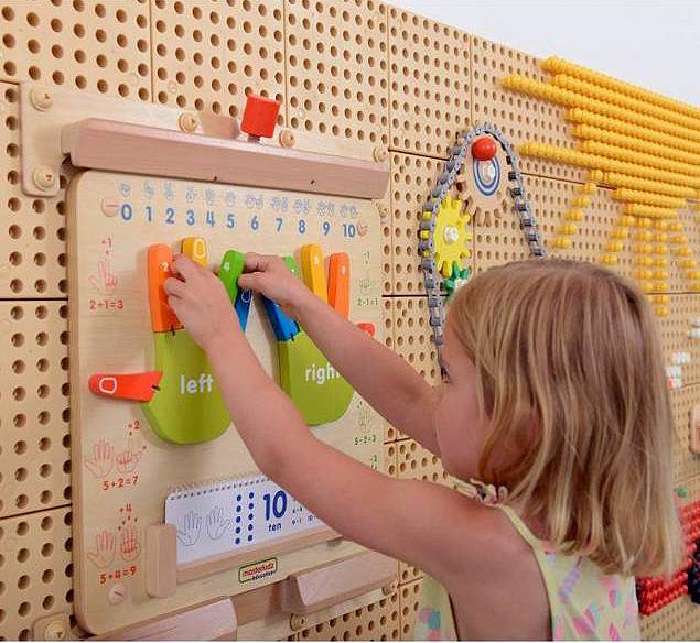 nauka metodą montessori