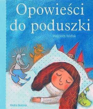 Opowieści do poduszki - książka dsnu dla dziecka