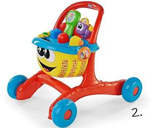 Pchacz wózek - prezent na roczek