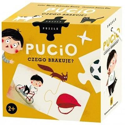 puzzle Pucio czego brakuje
