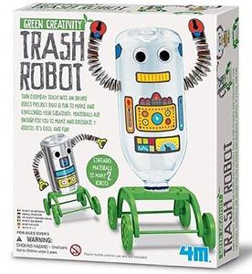 Robot recykling