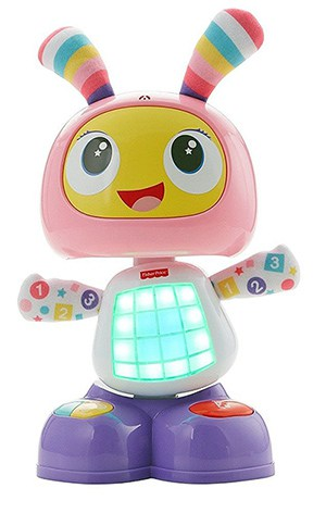 robot bebo bella fisher price