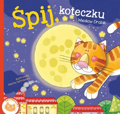 Śpij, koteczku - książka do czytania przed snem