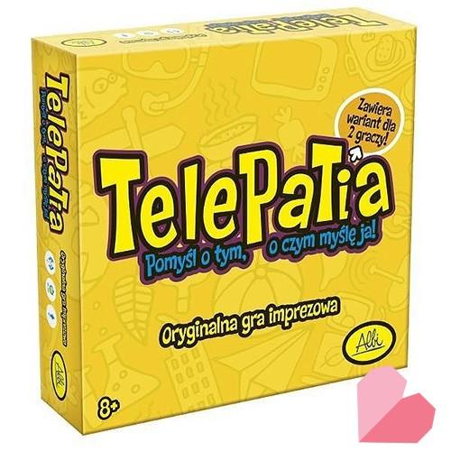 TelePatia - gra na walentynki