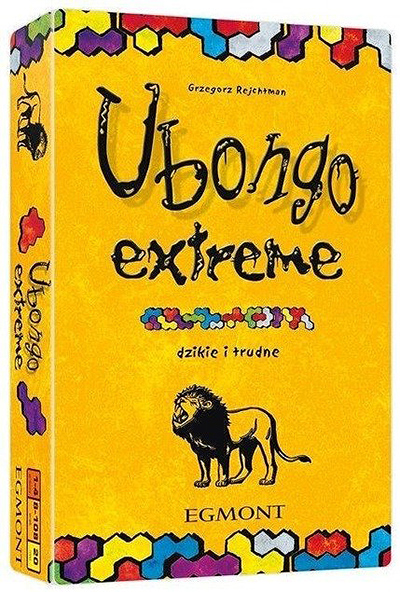 gra ubongo extreme nowość 2020