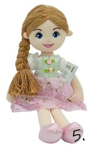 Lalka - zabawka dla dziewczynki na roczek