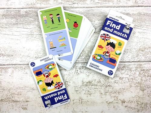 Angielski w zagadkach dla dzieci