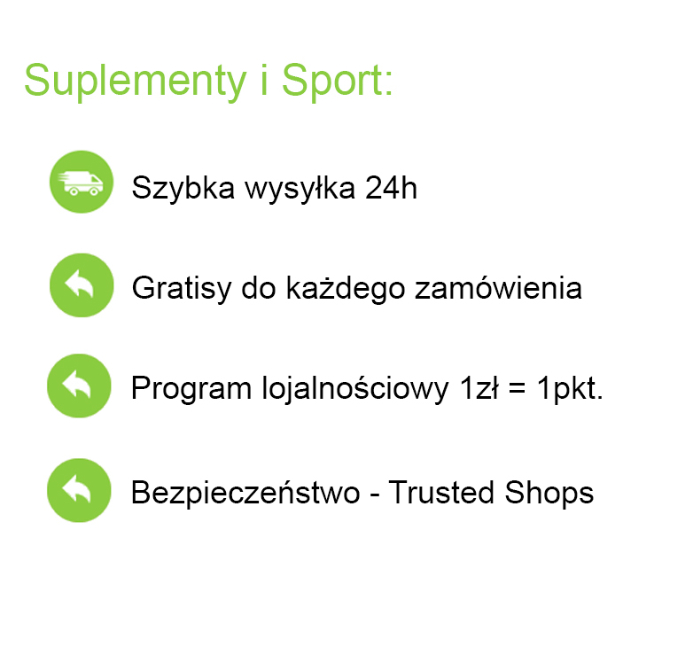 Dlaczego warto wybrać Suplementy i Sport