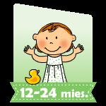 Wiek : 12 - 24 miesięcy