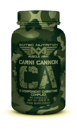 Muscle Army - CARNI CANNON