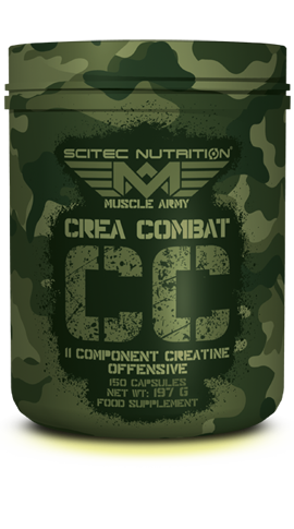 Muscle Army - CREA COMBAT