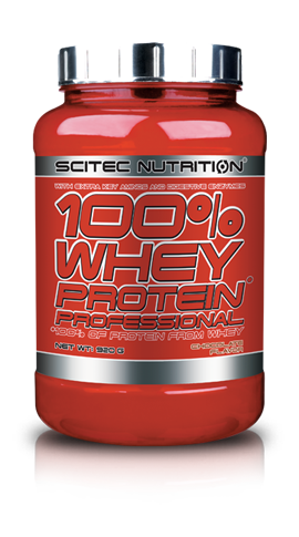 Scitec Nutrition - 100% WHEY PROTEIN* PROFESSIONAL