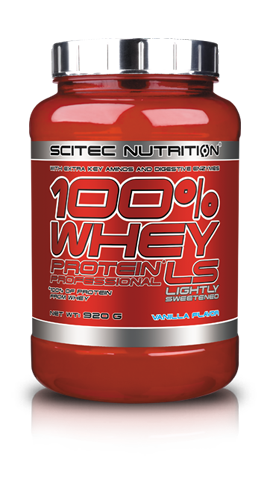 Scitec Nutrition - 100% WHEY PROTEIN PROFESSIONAL LS