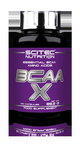 Scitec Nutrition - BCAA-X
