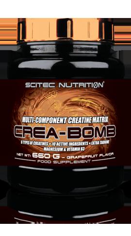 Scitec Nutrition - CREA-BOMB