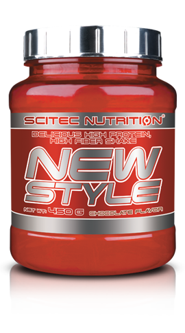 Scitec Nutrition - NEW STYLE